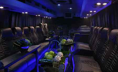 The Reference VIP Lounge, VIPbus 30 tot 50 personen