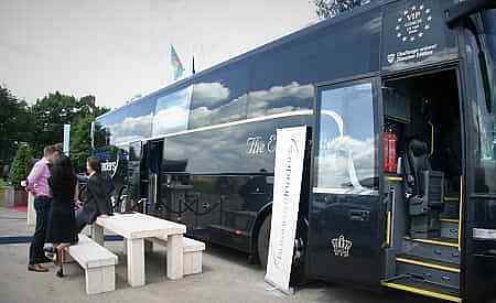 Vipbus Rental, the business solution