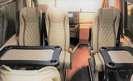Vipbus Rental, company on wheels