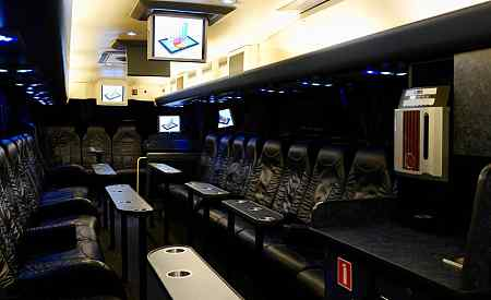 The Reference VIP Lounge, 50 persoons vipbus